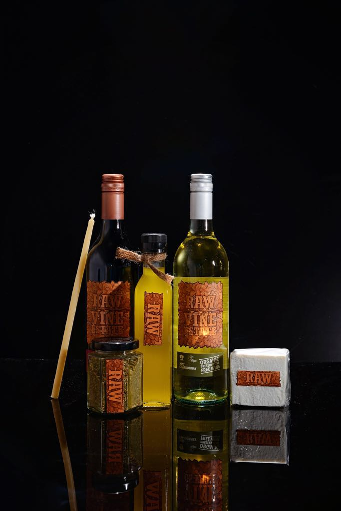 Raw Vine Estate Organic Gift Pack